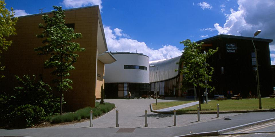 Henley Business School (Flickr Creative Commons, Russell Ede)