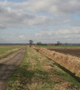 Bottom Farm, Morton Fen, Lincolnshire