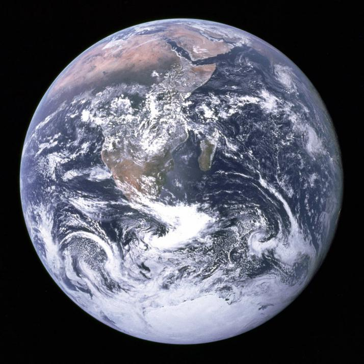 Our Earth (Creative commons)
