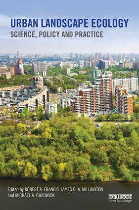 A new book on urban landscape ecology edited by ialeUK
