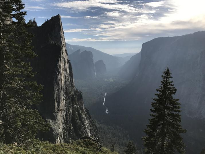 Yosemite National Park, California (Credit: Author)