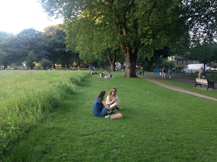London Fields, East London (Credit: Editor)