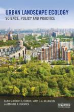 New book on urban landscape ecology