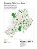 Gloucester City Open Spaces Map, credit Jackie Jobes, Gloucester City Council